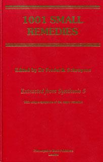 1001 Small Remedies, Frederik Schroyens