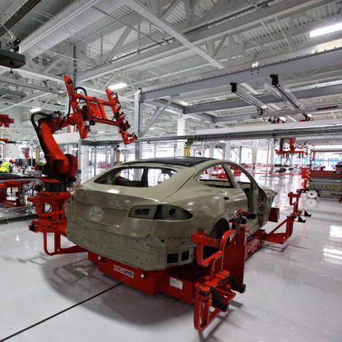 By Steve Jurvetson - Flickr: Tesla Autobots