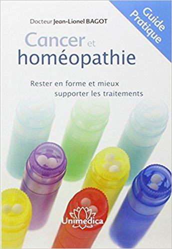 Cancer et homéopathie Dr. Jean-Lionel Bagot