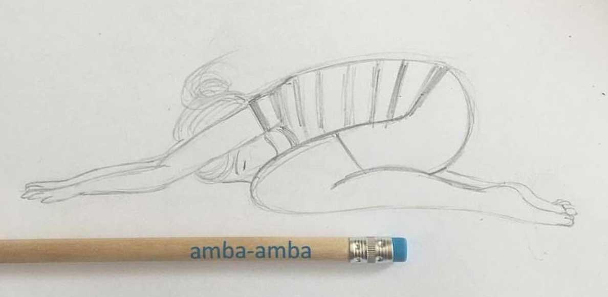 tekening http://fleurfatale.be