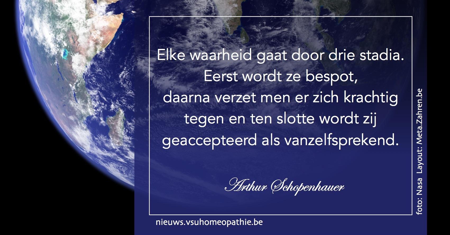 Schopenhauer-waarheid panp