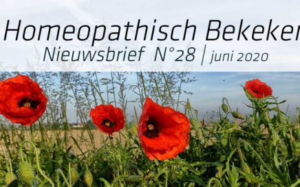 Nieuwsbrief Homeopathisch bekeken 28