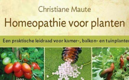 Homeopathie voor planten